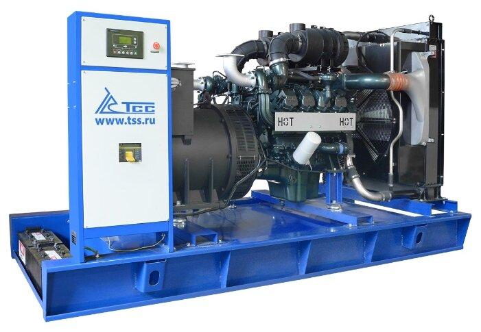дизельная электростанция tss ад-400с-т400-1рм17 mecc alte