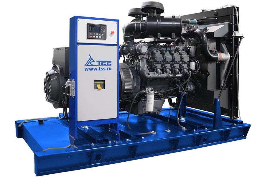 дизельная электростанция tss ад-400с-т400-1рм6