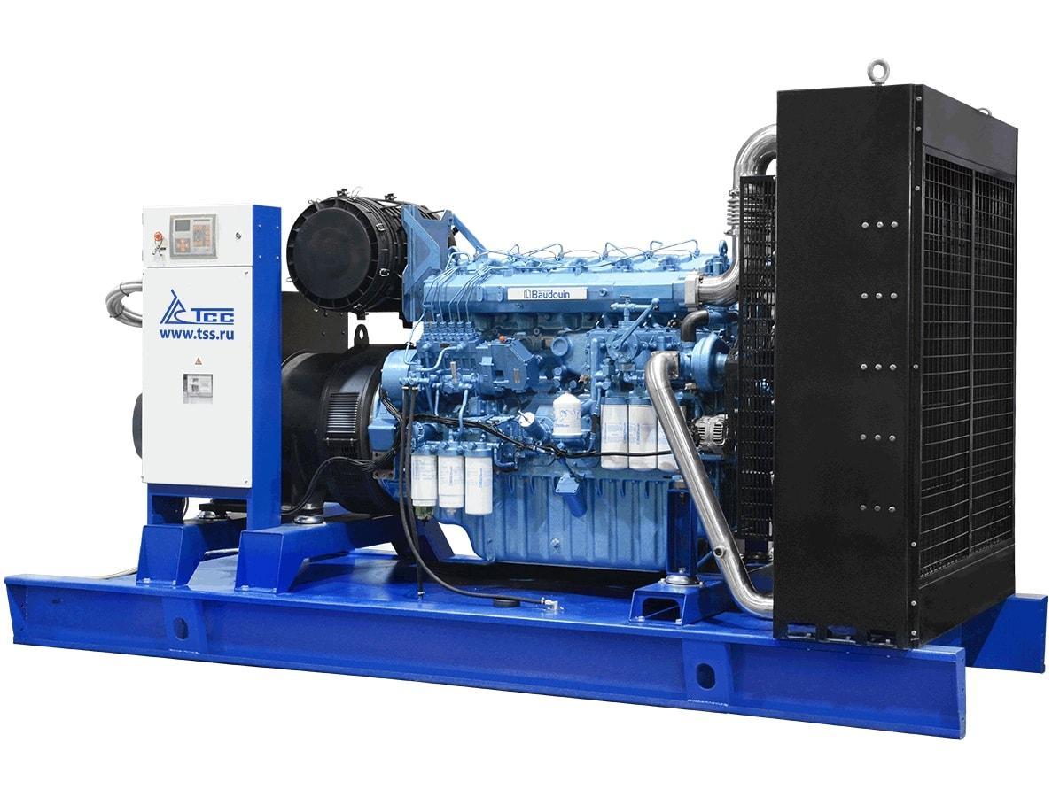дизельная электростанция tss ад-400с-т400-1рм9