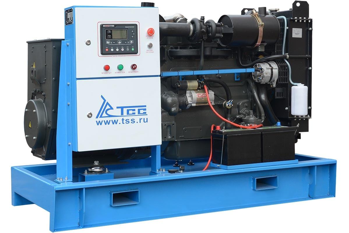 дизельная электростанция tss ад-40с-т400-1рм11