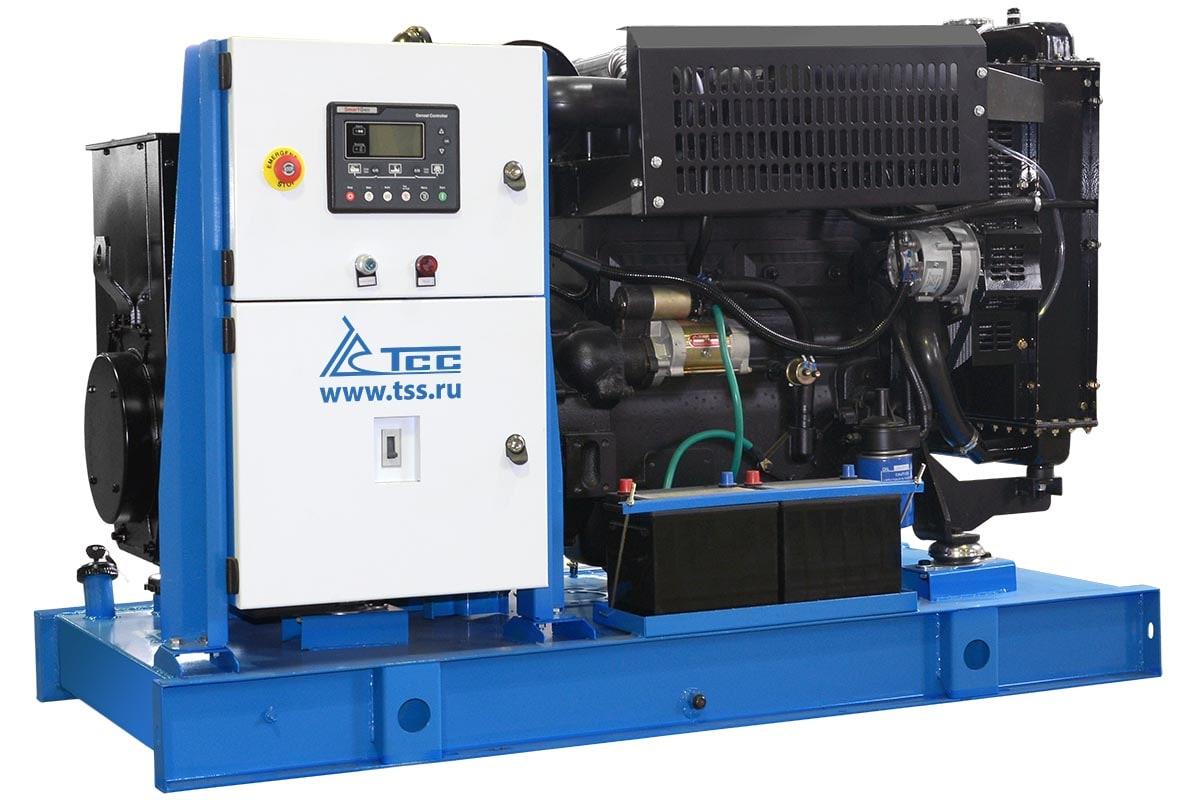 дизельная электростанция тсс ад-40с-т400-1рм19