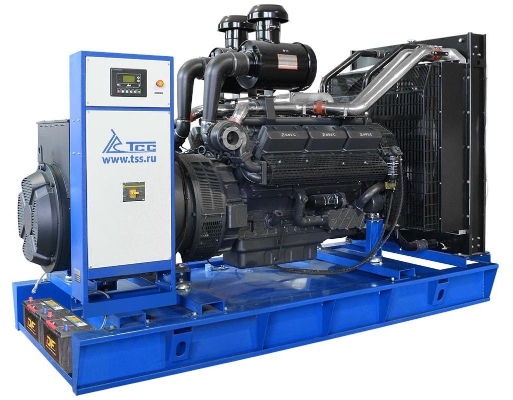 дизельная электростанция tss ад-500с-т400-1рм11