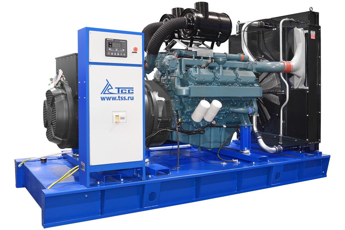 дизельная электростанция tss ад-500с-т400-1рм17