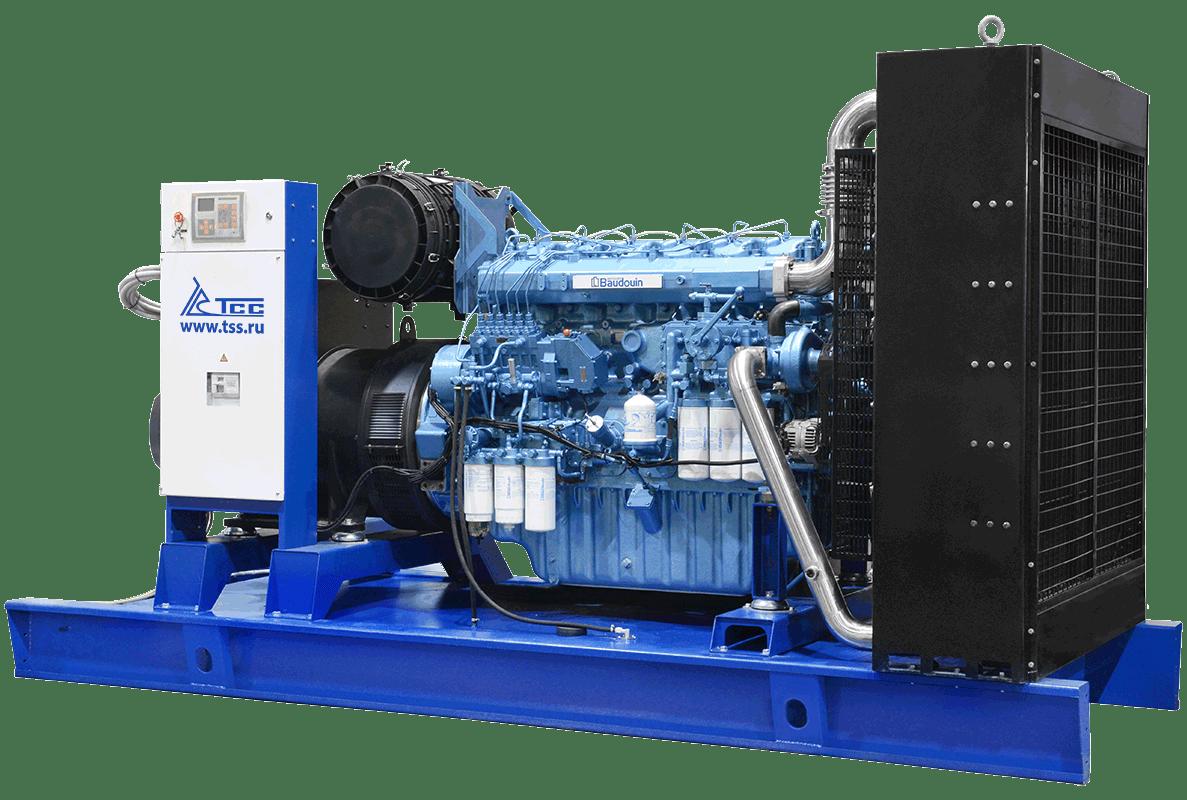 дизельная электростанция tss ад-500с-т400-1рм5