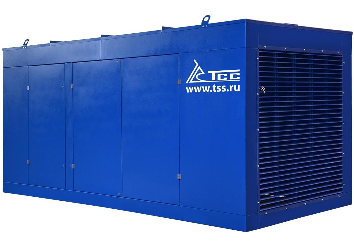 дизельная электростанция tss ад-500с-т400-1рпм17