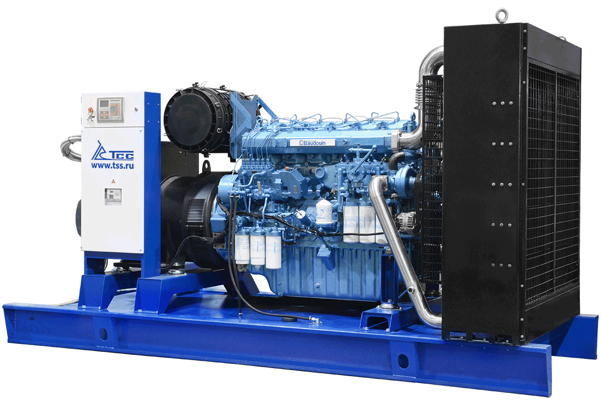 дизельная электростанция tss ад-500с-т400-2рм5