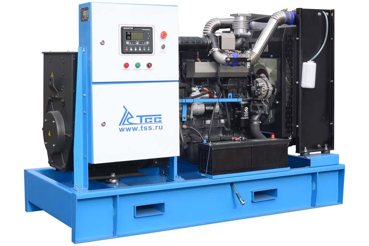 дизельная электростанция tss ад-50с-т400-1рм11