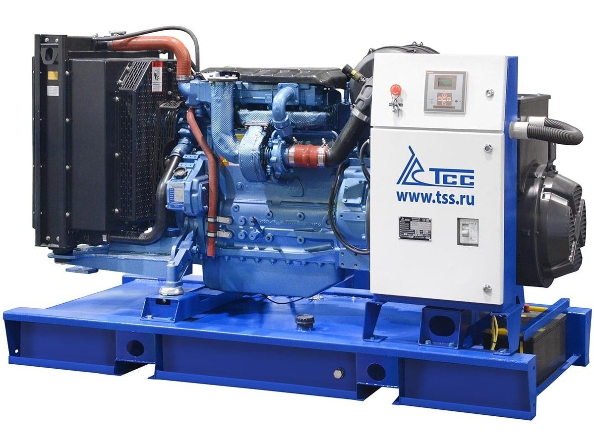 дизельная электростанция tss ад-50с-т400-1рм9