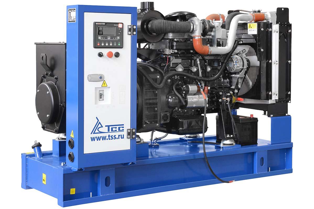 дизельная электростанция tss ад-50с-т400-2рм7