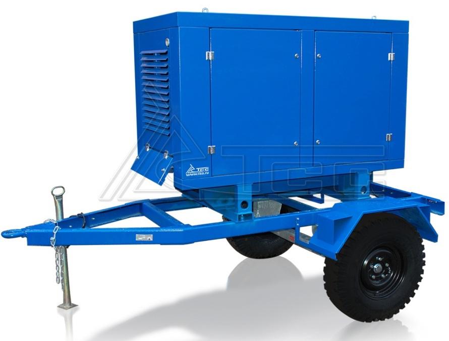дизельная электростанция tss ад-50с-т400-2рпм11