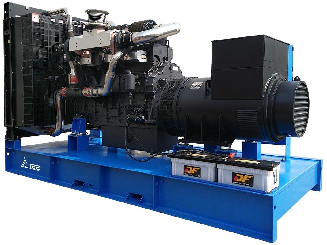 дизельная электростанция tss ад-600с-т400-1рм11