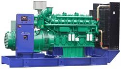 дизельная электростанция tss ад-600с-т400-1рм5