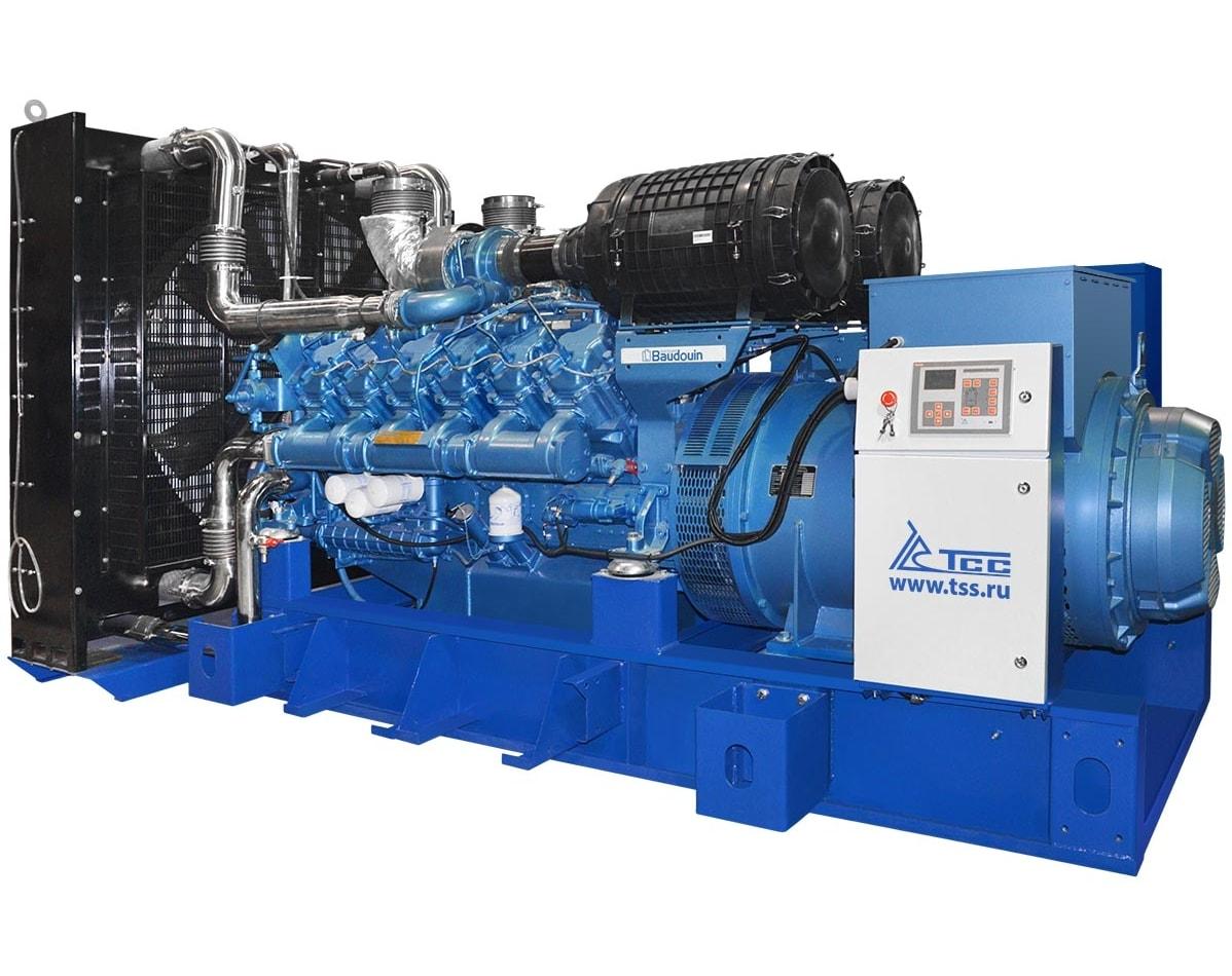 дизельная электростанция тсс ад-600с-т400-1рм9