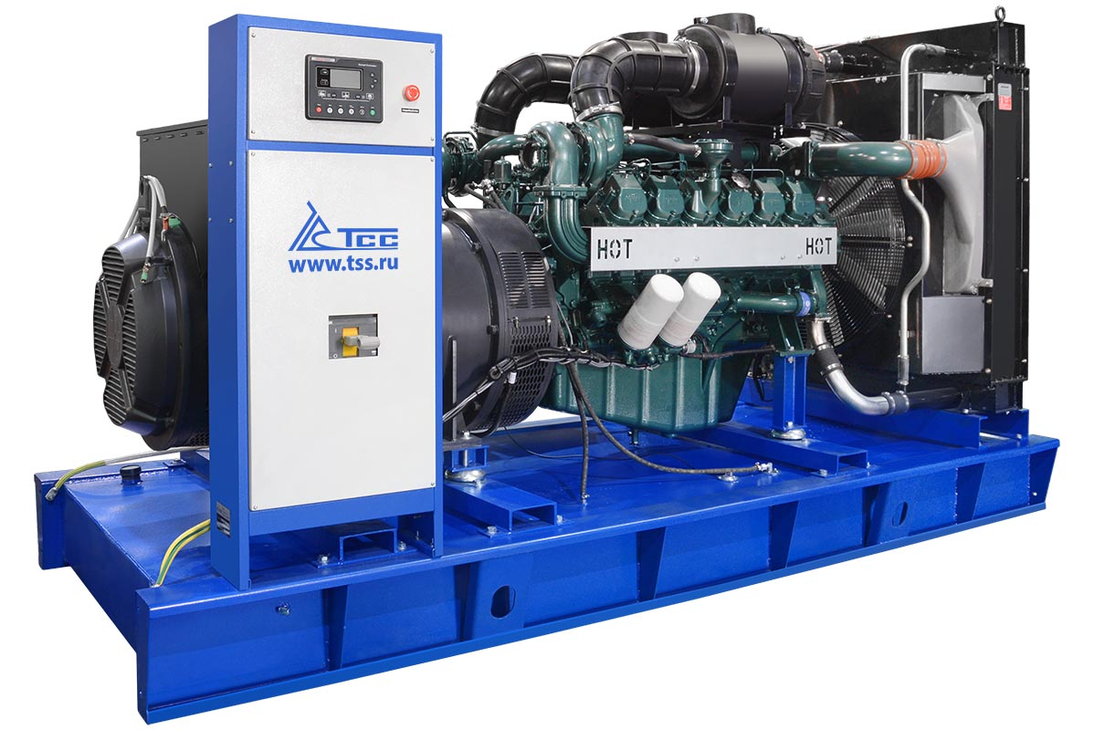 дизельная электростанция tss ад-600с-т400-2рм17