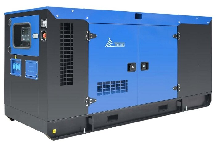 дизельная электростанция tss ад-60с-т400-1ркм7  е