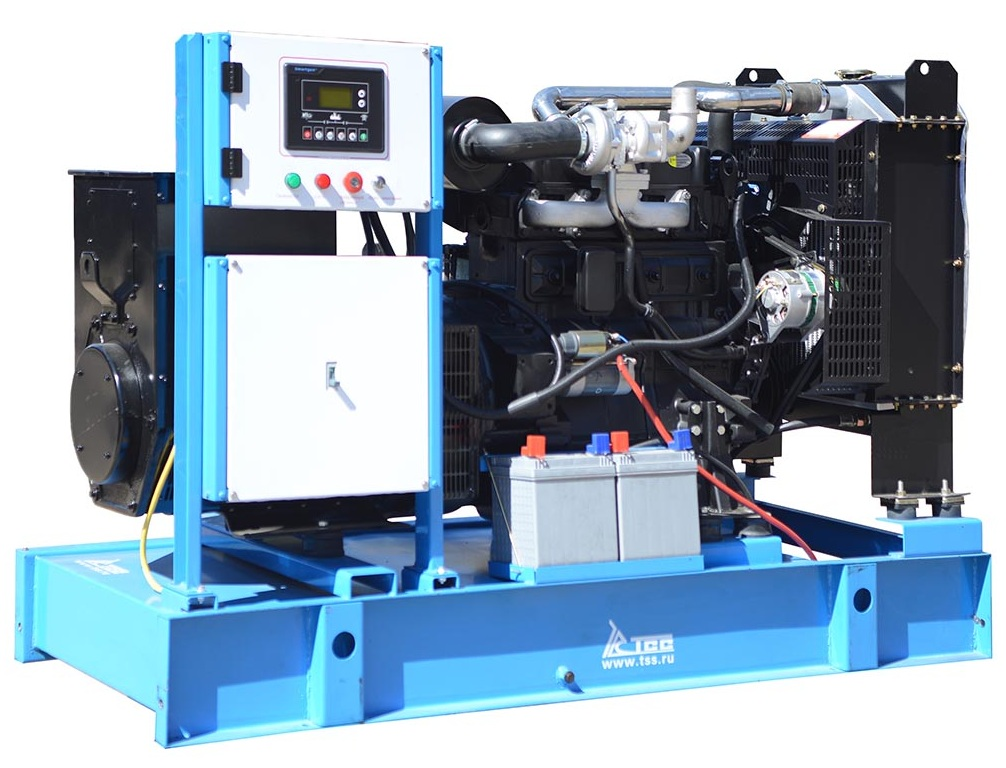 дизельная электростанция tss ад-60с-т400-1рм19