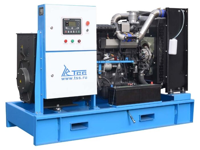 дизельная электростанция тсс ад-60с-т400-1рм7