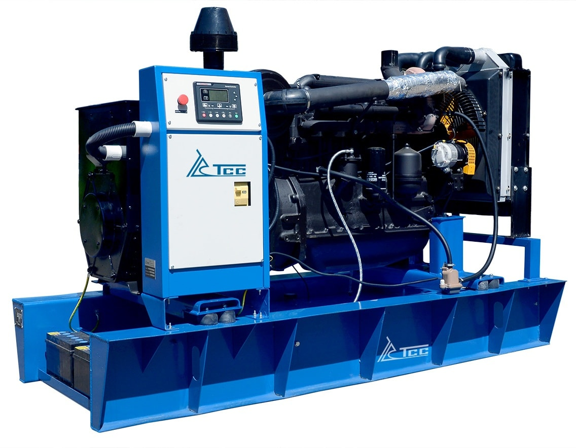 дизельная электростанция тсс ад-80с-т400-1рм1