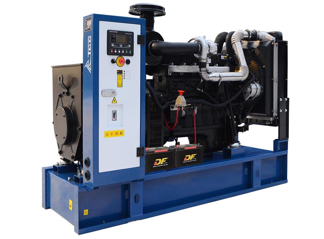 дизельная электростанция тсс ад-80с-т400-1рм11