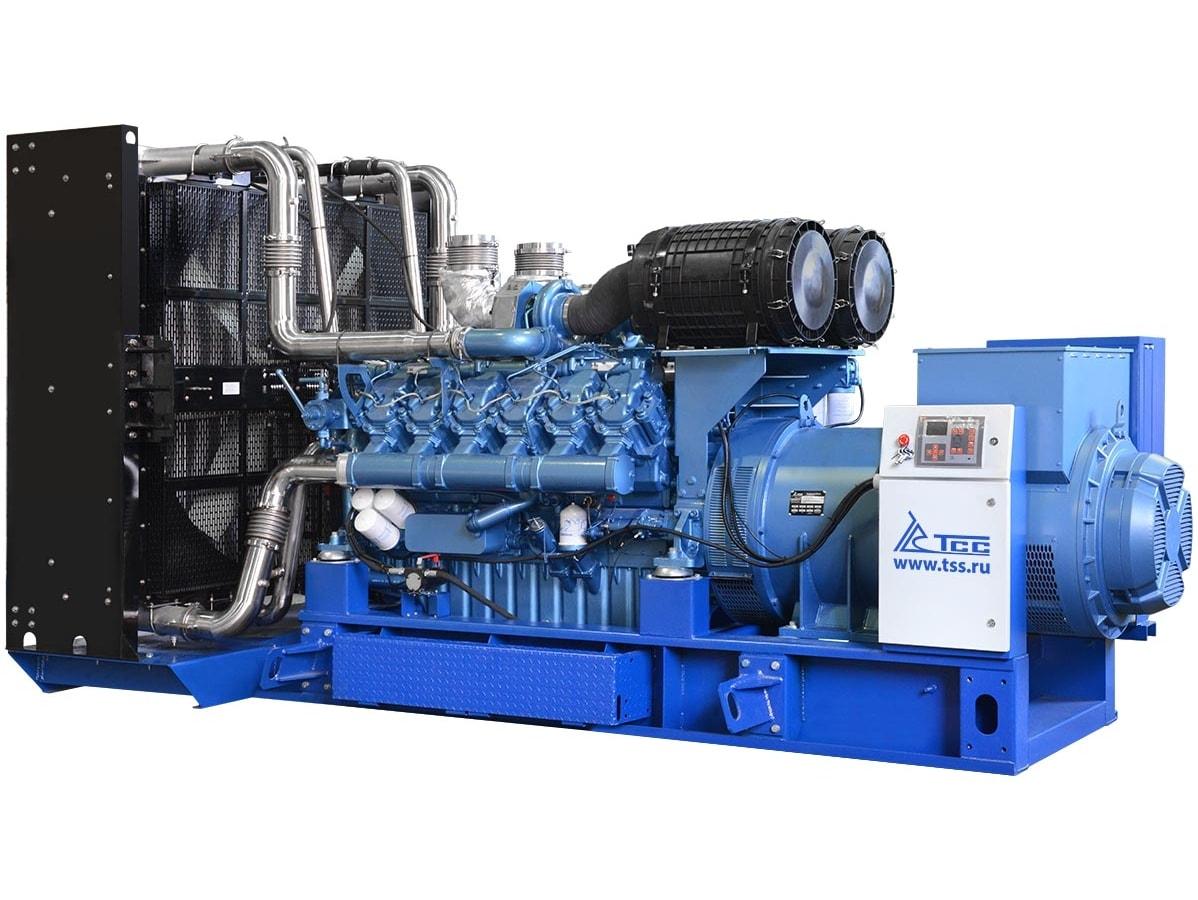 дизельная электростанция tss ад-900с-т400-1рм9