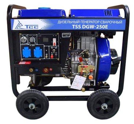 дизельная электростанция tss dgw-250e