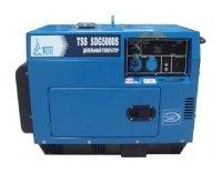 дизельная электростанция tss sdg-5000 es