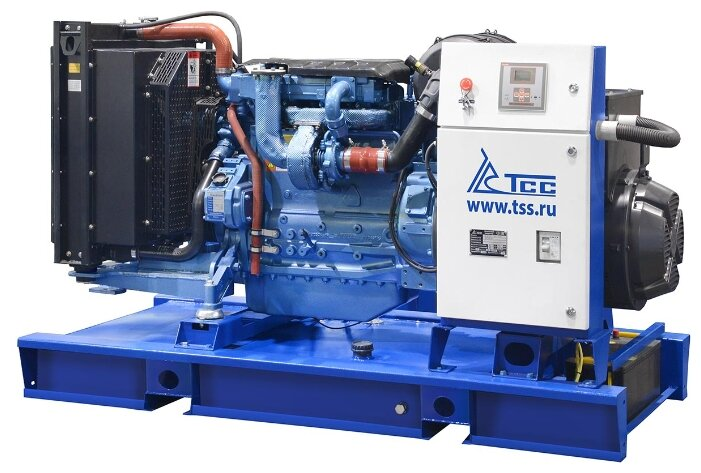 дизельная электростанция tss tbd 110ts