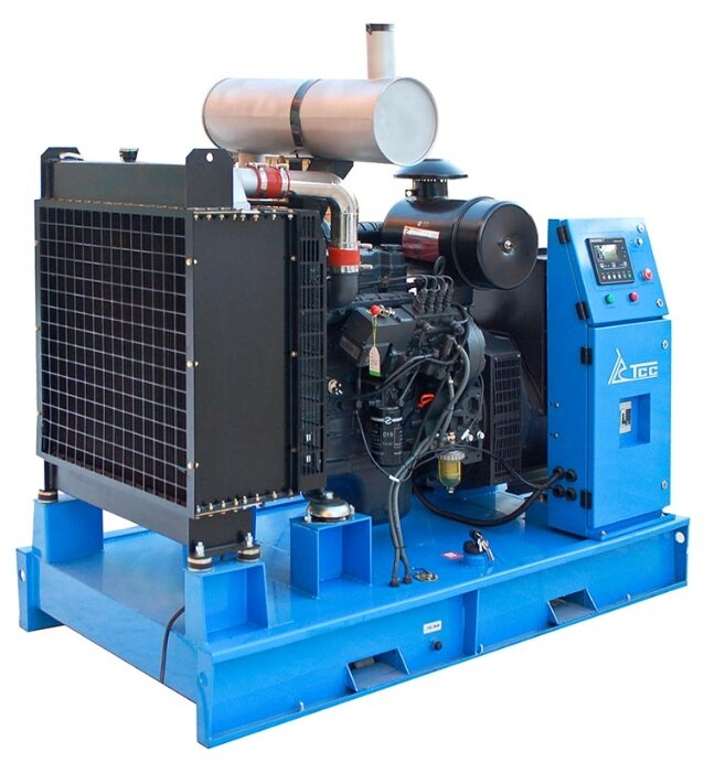 дизельная электростанция tss tsd 110ts