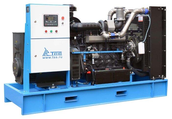 дизельная электростанция tss tsd 210ts 022425