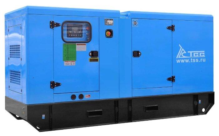 дизельная электростанция tss ttd 110ts st