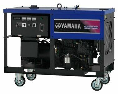 дизельная электростанция yamaha edl20000te