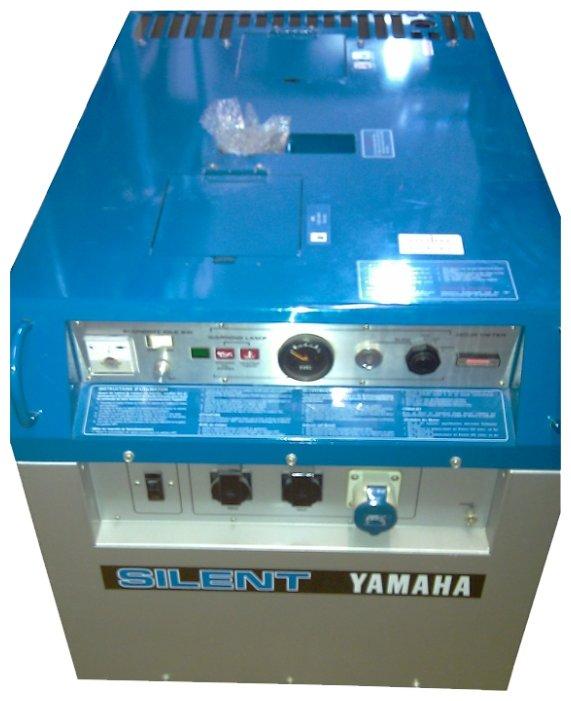 дизельная электростанция yamaha edl 4700s
