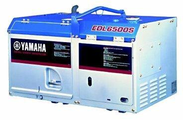дизельная электростанция yamaha edl6500s