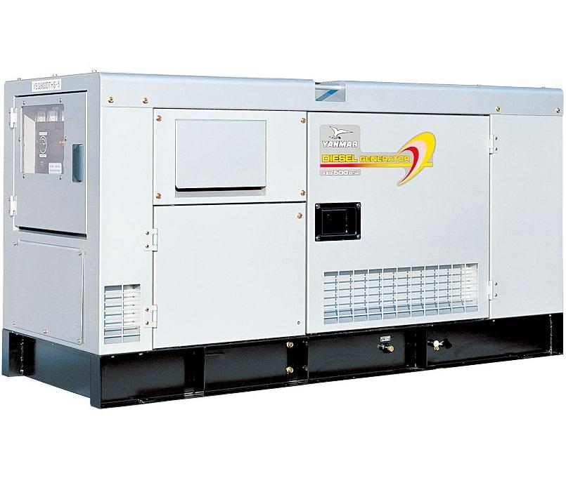 дизельная электростанция yanmar yeg 500 dshs-5b