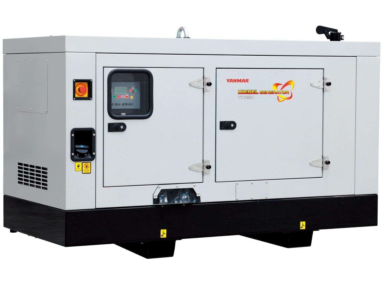 дизельная электростанция yanmar yh 220 dsls-5b