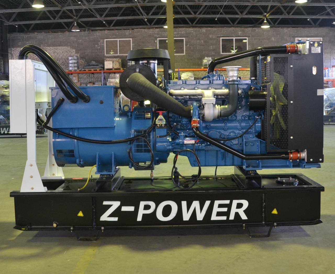 дизельная электростанция z-power zp22p