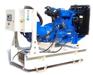 дизельная электростанция z-power zp275p