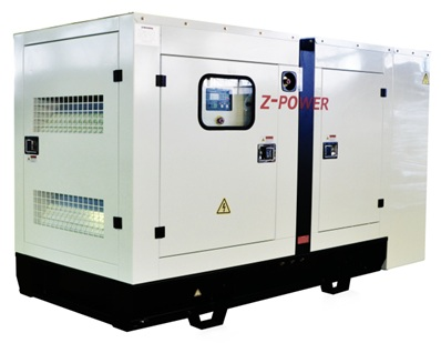 дизельная электростанция z-power zp9