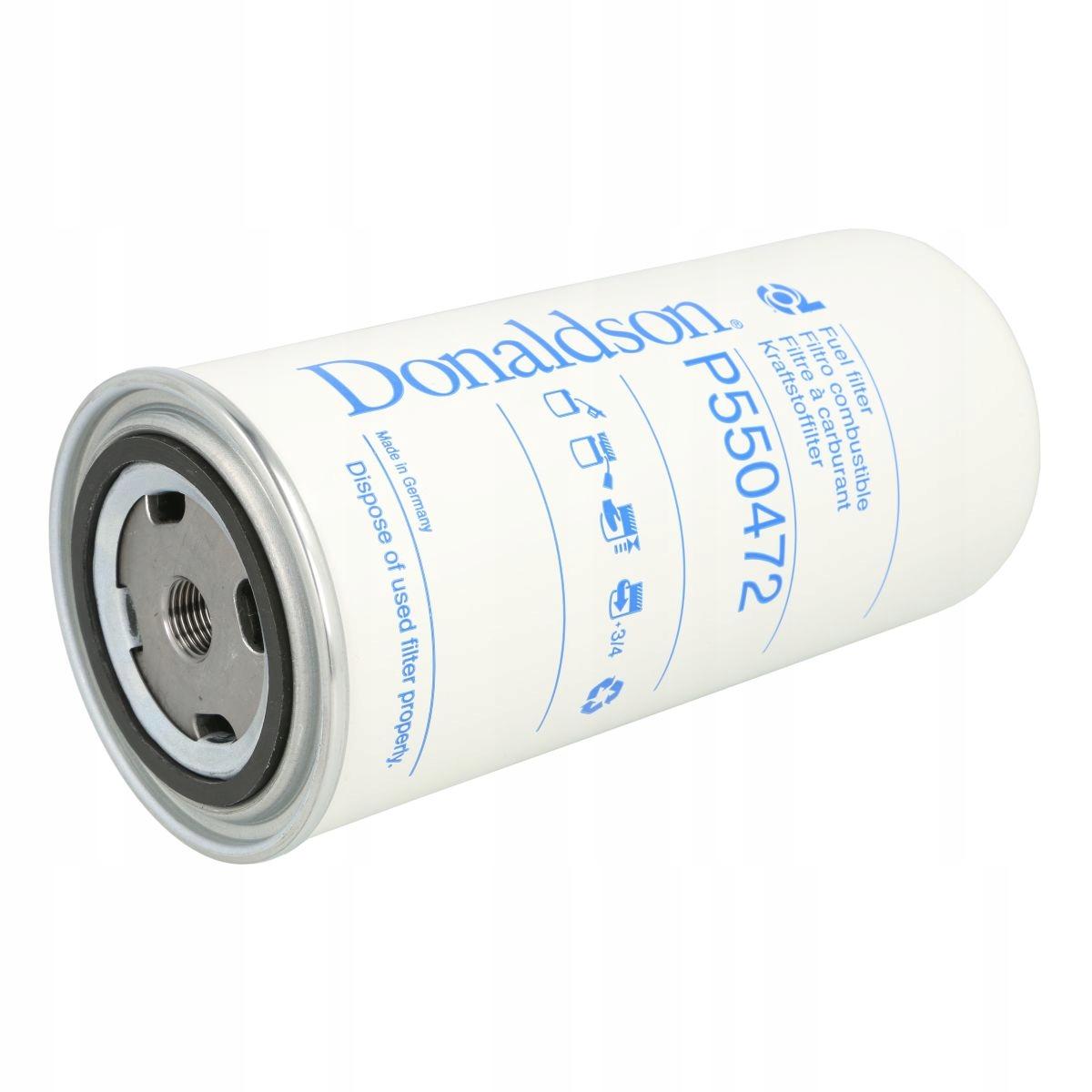 фильтр топливный donaldson p550472