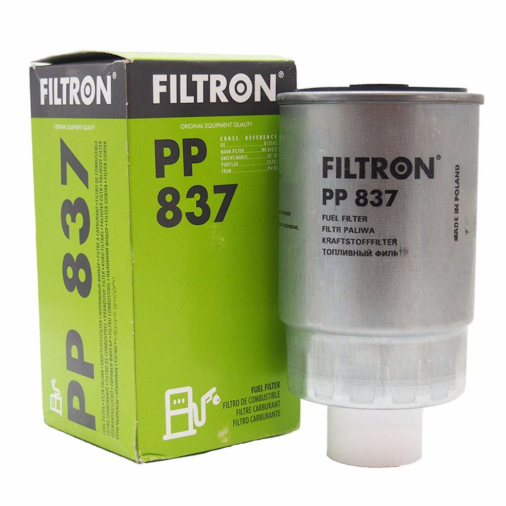 фильтр топливный filtron pp837