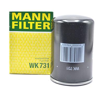 фильтр топливный mann-filter wk731