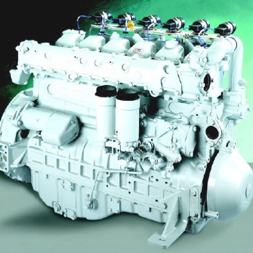 Газовый двигатель Man E2876 e312