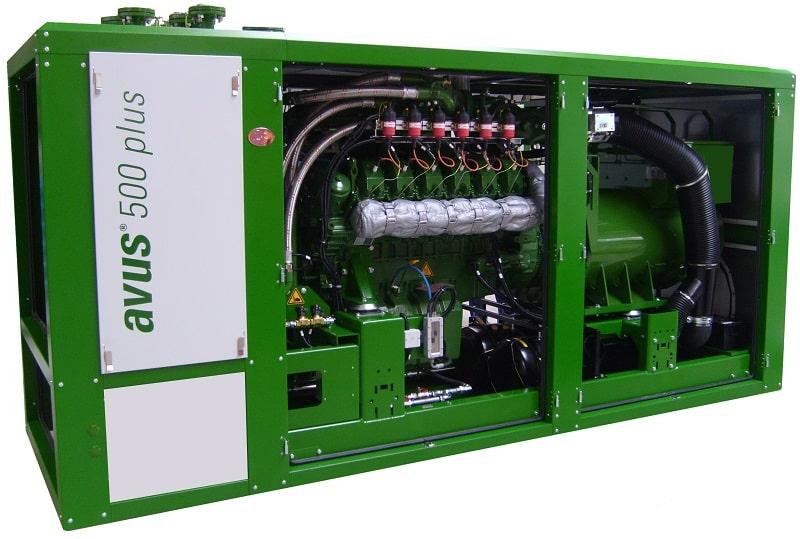 газовая электростанция 2g kwk-400 eg