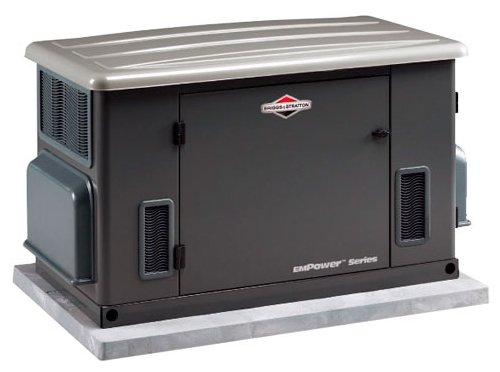 газовая электростанция briggs and stratton 11/12.5 kw standby generator