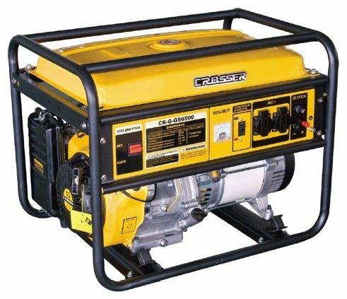 газовая электростанция crosser cr-g-gs6500