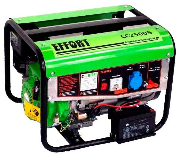 газовая электростанция effort cc2500s