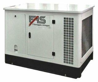 газовая электростанция фас -10-ozp1