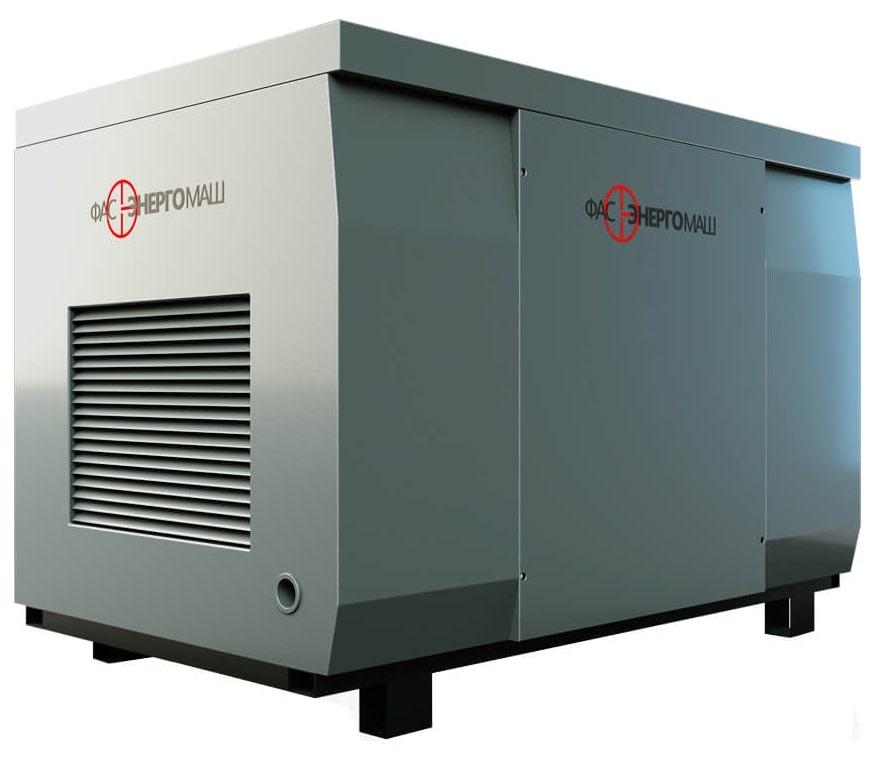 газовая электростанция фас 32-3/вп