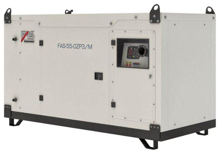 газовая электростанция фас 40-3/м