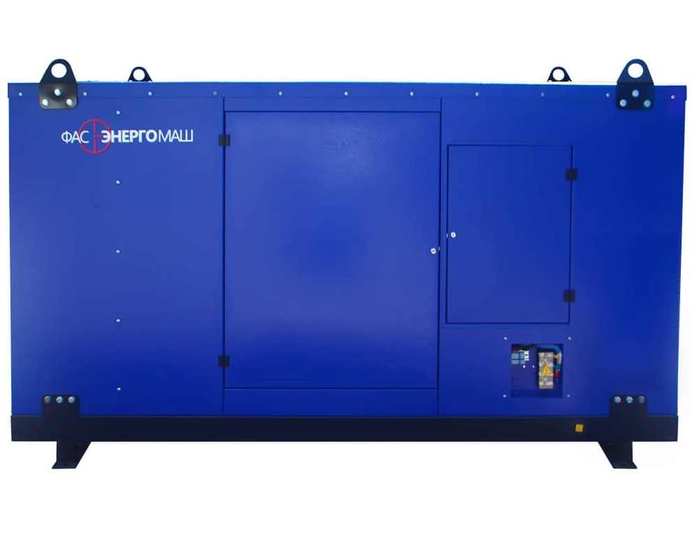 газовая электростанция фас 50-3/мп
